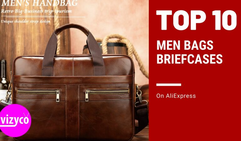 Men Bags Briefcases Top 10! on AliExpress