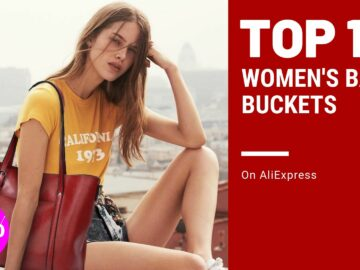 List of Best Selling Bucket Bags on AliExpress