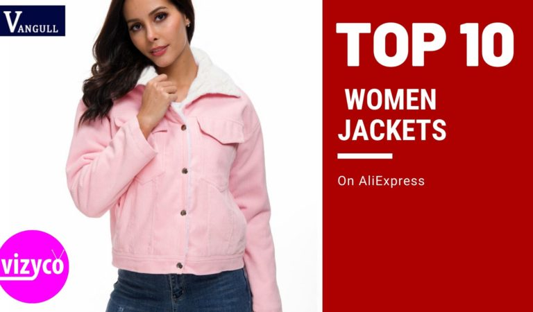 Women Jackets Top 10! Women's Clothing on AliExpress