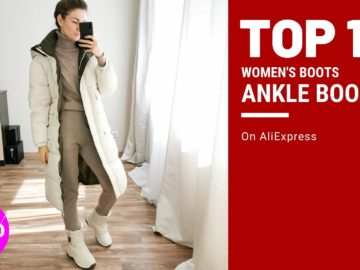 List of Top 10! Ankle Boots Women's Boots on AliExpress