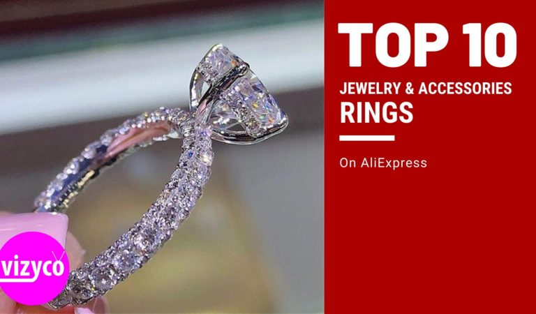 Rings Jewelry & Accessories Top 10! on AliExpress