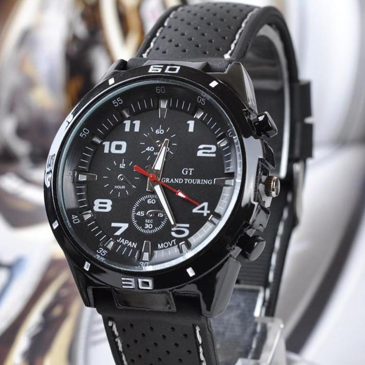 Luxury Brand Fashion Military Quartz Watch Men Sports Wrist Watches Clock Hour Male Relogio Masculino