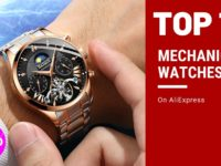List of Top 10! Mechanical Watches Men's Watches on AliExpress