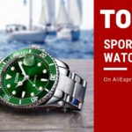 List of Top 10! Sports Watches Men's Watches on AliExpress