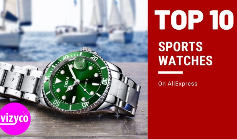 Top 10! Sports Watches Men's Watches on AliExpress