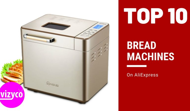 Top 10! Bread Machines on AliExpress