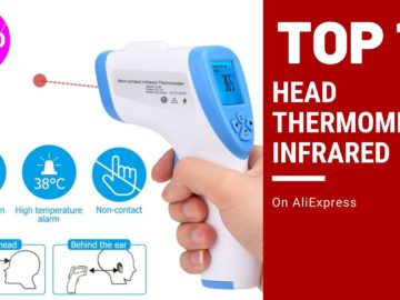 List of Top 10! Head Thermometer Infrared on AliExpress