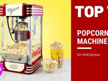 List of Top 10! Popcorn Machine on AliExpress