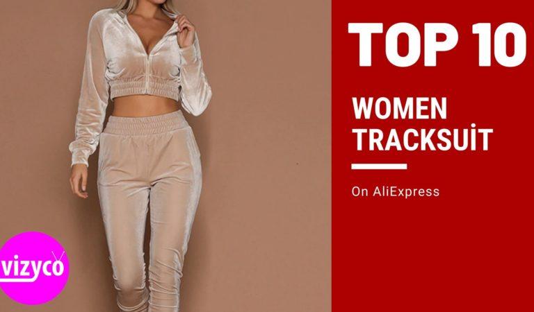 Women's Tracksuit Top 10! on AliExpress