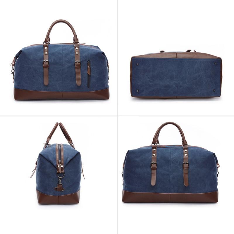 2020 travel Large Weekend Bag Overnight Male Handbag