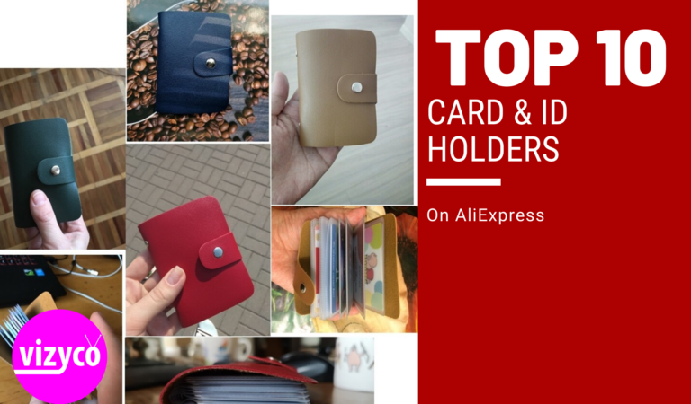 Card & ID Holders Top 10!  on AliExpress