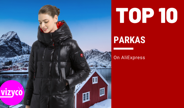 Parkas Top 10!  on AliExpress