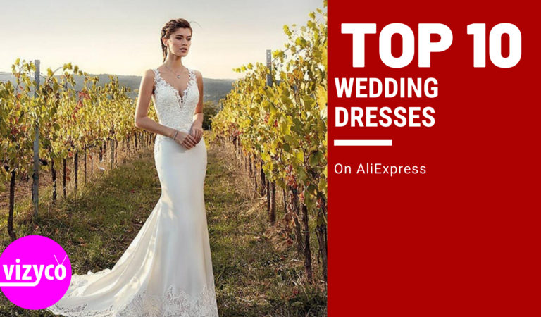 Wedding Dresses Top 10!  on AliExpress