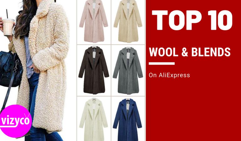 Wool & Blends Top 10!  on AliExpress