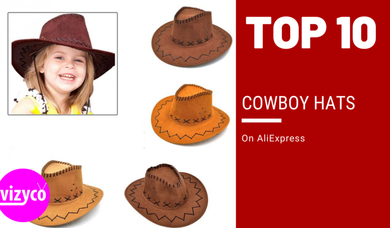 Cowboy Hats Top 10!  on AliExpress