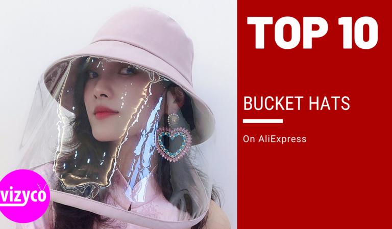 Bucket Hats Top 10!  on AliExpress