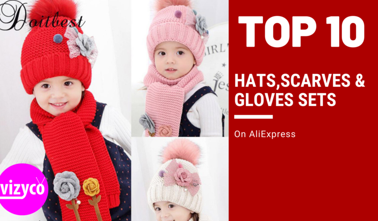 Hats,Scarves & Gloves Sets Top 10!  on AliExpress