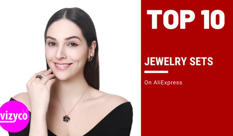 Jewelry Sets Top 10!  on AliExpress