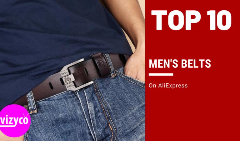 Men's Belts Top 10!  on AliExpress