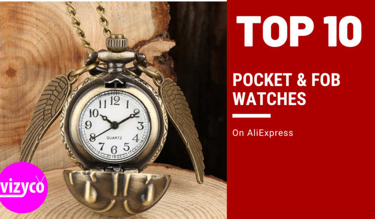 Pocket & Fob Watches Top 10!  on AliExpress