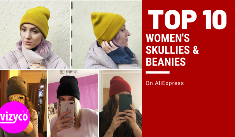 Women's Skullies & Beanie Top 10!  on AliExpress