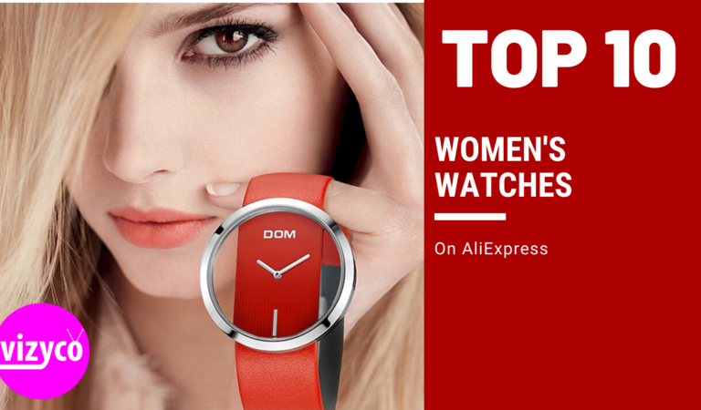 Women's Watches Top 10!  on AliExpress