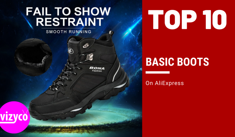 Basic Boots Top 10!  on AliExpress