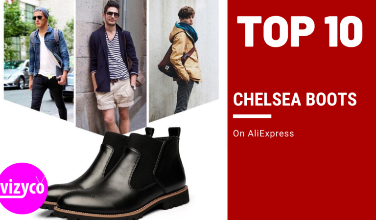 Chelsea Boots Top 10!  on AliExpress
