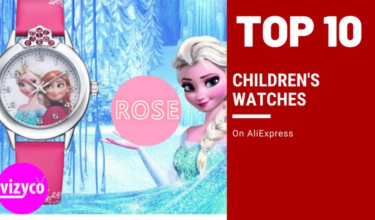 Children's Watches Top 10!  on AliExpress