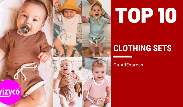 Clothing Sets Top 10!  on AliExpress