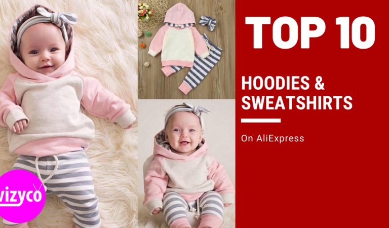 Hoodies & Sweatshirts Tops 10!  on AliExpress
