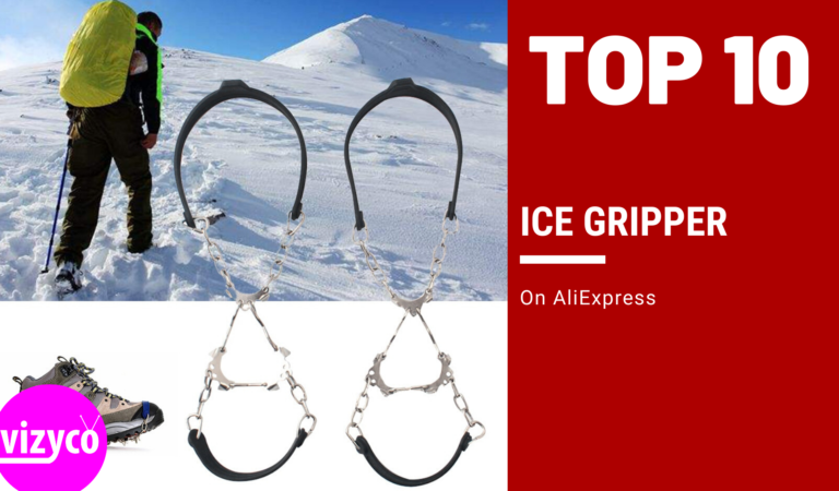 Ice Gripper Top 10!  on AliExpress