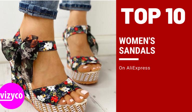Women's Sandals Top 10!  on AliExpress