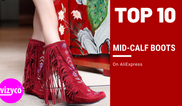 Mid-Calf Boots Top 10!  on AliExpress