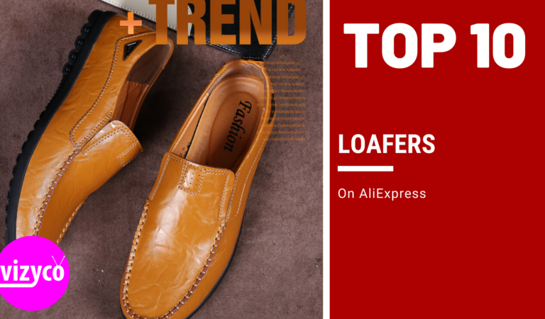 Loafers Top 10!  on AliExpress