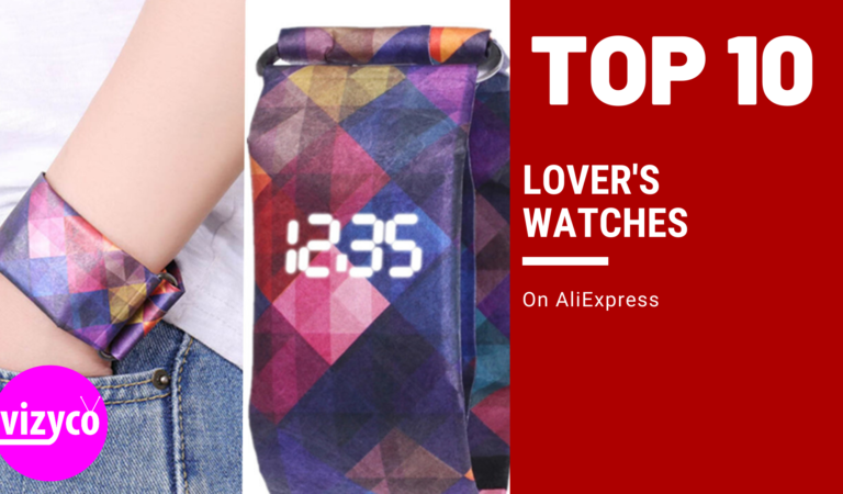 Lover's Watches Top 10!  on AliExpress