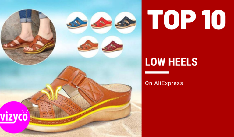 Low Heels Top 10!  on AliExpress