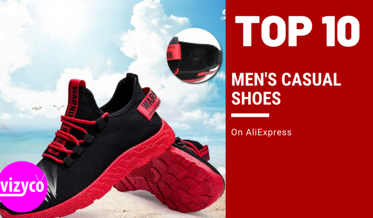 Men's Casual Shoes Top 10!  on AliExpress