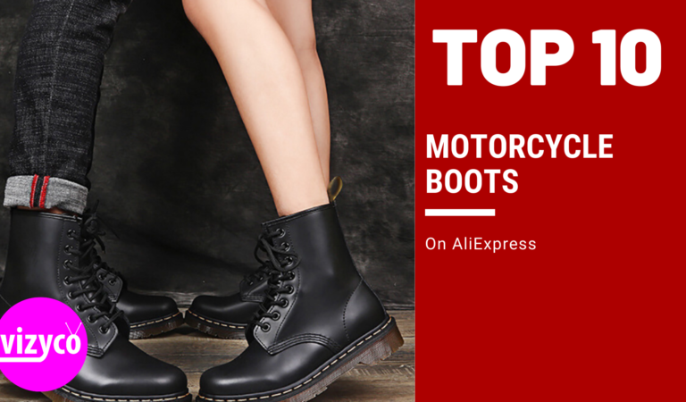 Motorcycle boots Top 10!  on AliExpress