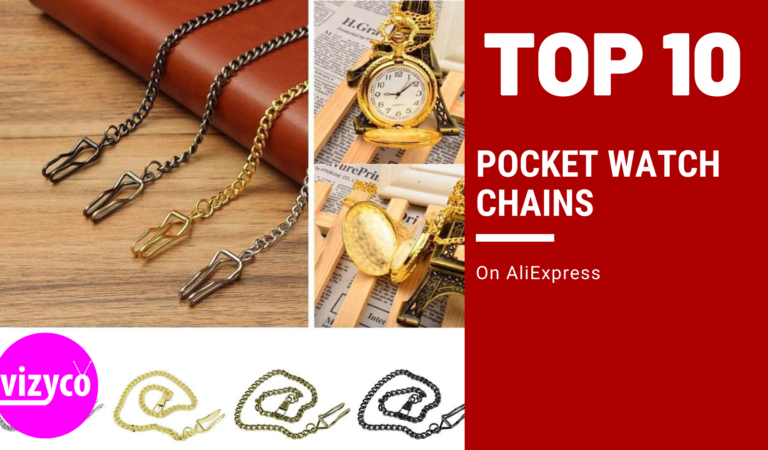 Pocket Watch Chains Top 10!  on AliExpress