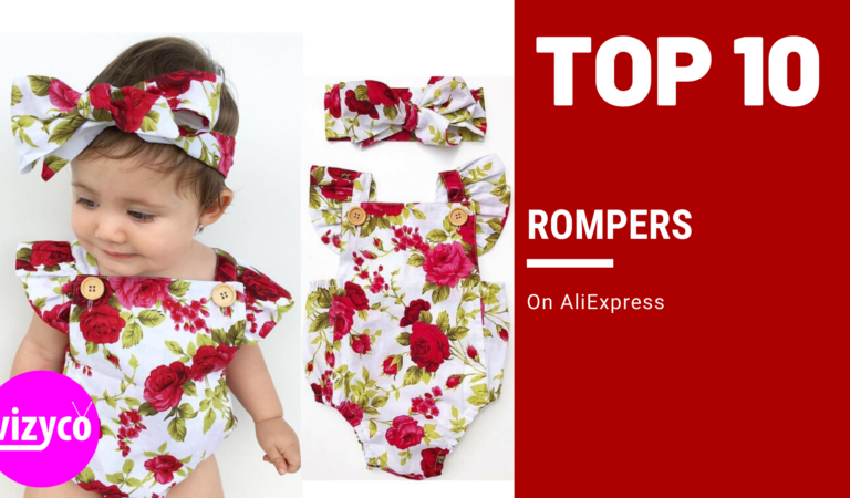 Rompers Top 10!  on AliExpress
