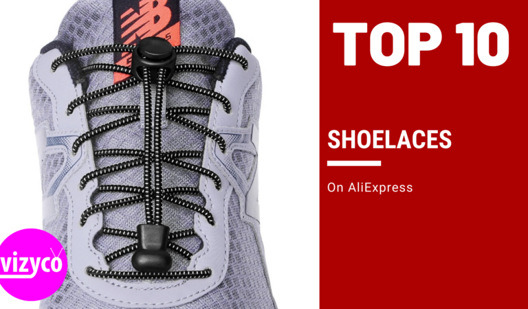 Shoelaces Top 10!  on AliExpress