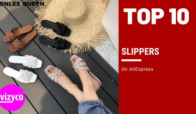 Slippers Top 10!  on AliExpress