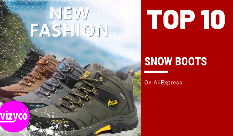Snow Boots Top 10!  on AliExpress
