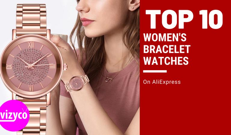 Women's Bracelet Watches Top 10!  on AliExpress