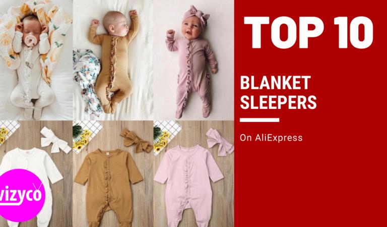 Blanket Sleepers Tops 10!  on AliExpress