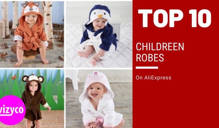 Childreen Robes Tops 10!  on AliExpress
