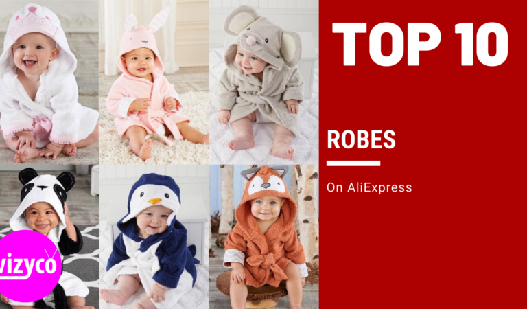 Robes Tops 10!  on AliExpress