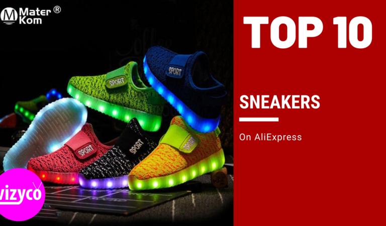 Sneakers Tops 10!  on AliExpress