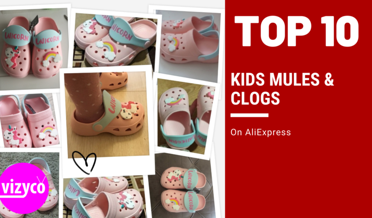 Kids Mules & Clogs Tops 10!  on AliExpress